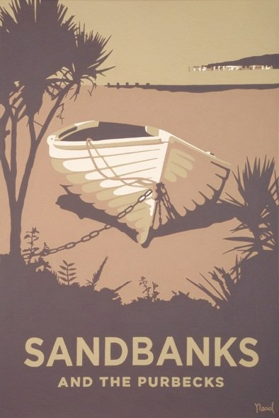 Sandbanks and the Purbecks