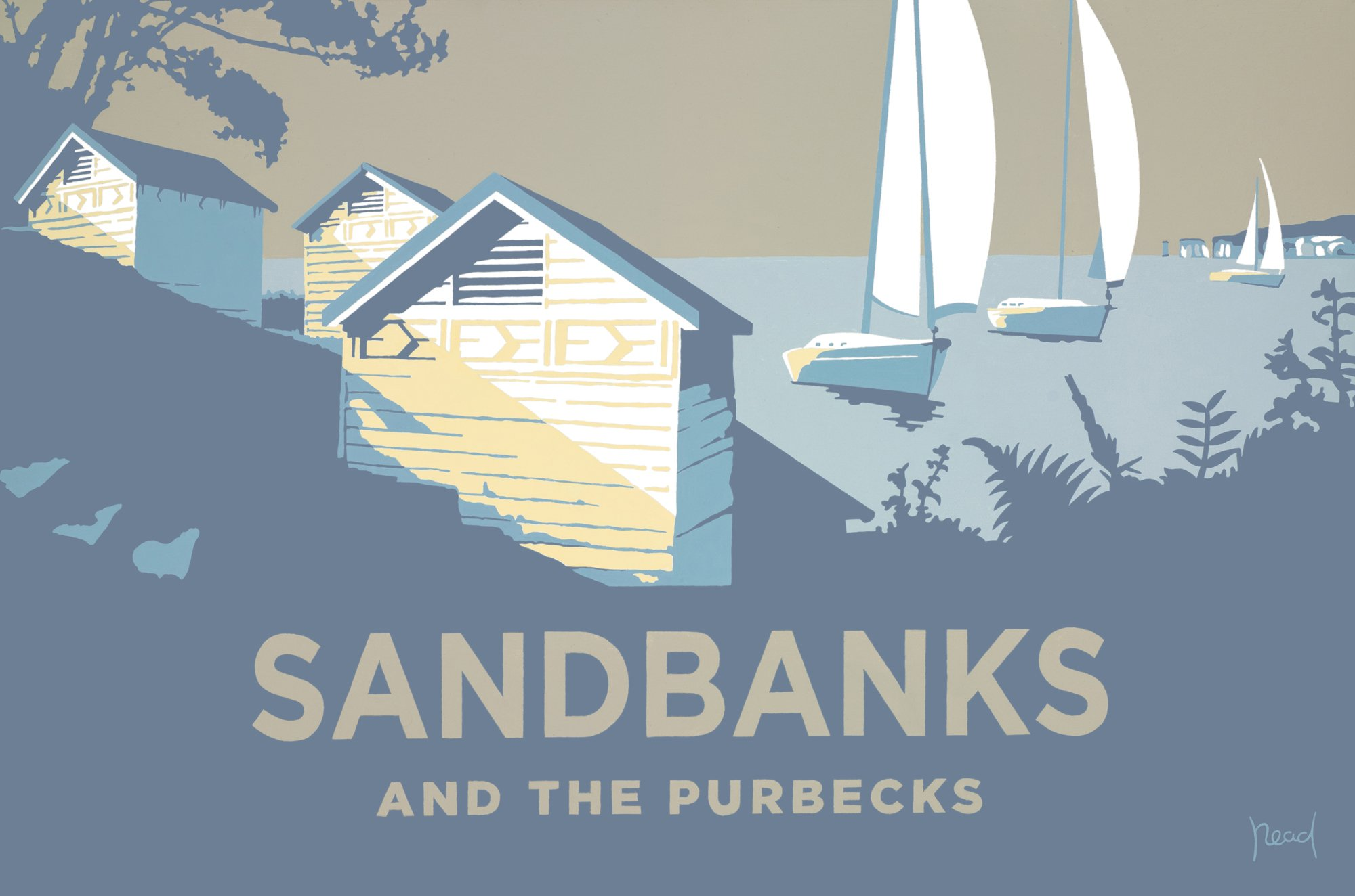 Sandbanks and the Purbecks Landscape