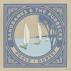 Sandbanks & The Purbecks Tile
